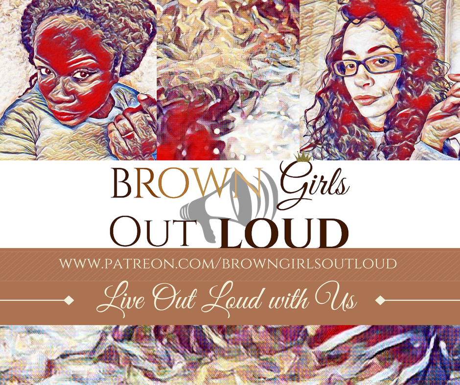 brown girls is on patreon l